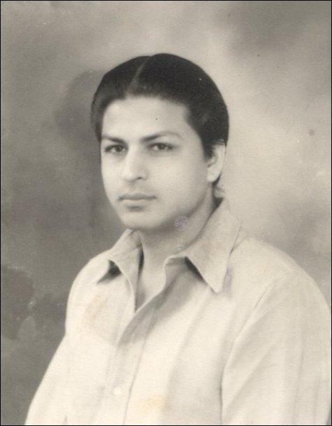 Shahrukh's Dad